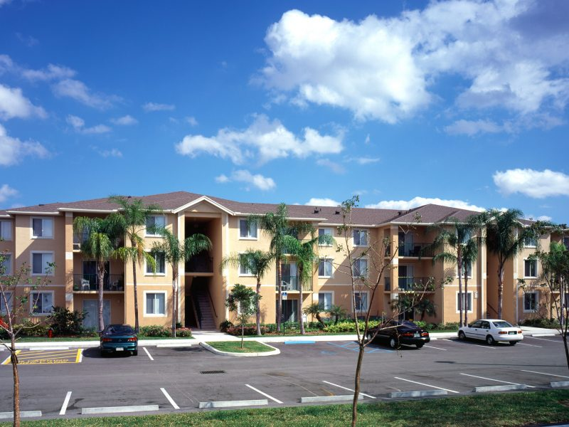 Stirling Apartments